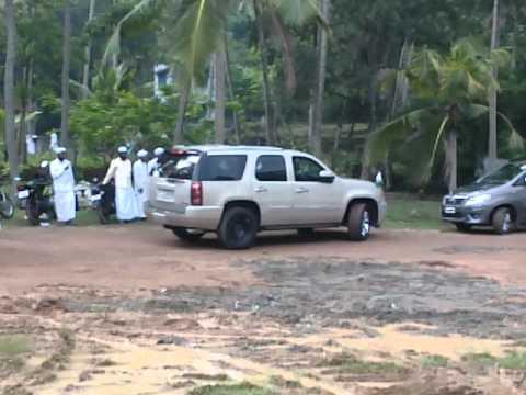 GMC yukon Kanthapuram Car - YouTube