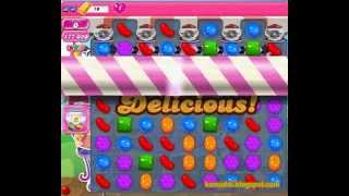 Candy Crush Saga - Level 1265 (3 star, No boosters)