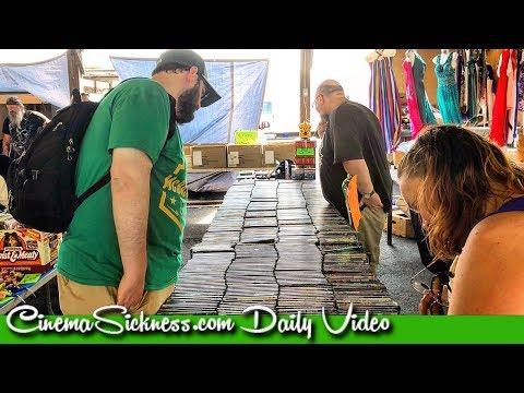CS (07/04/18) - Wednesday Flea Market?