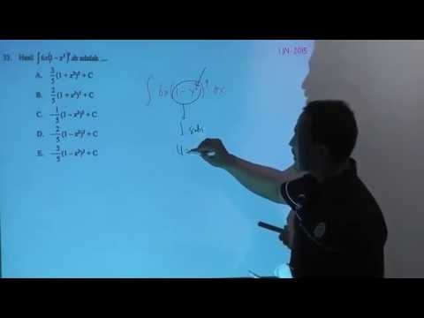 SMA - Video Pembahasan Soal UN 2015 - Matematika