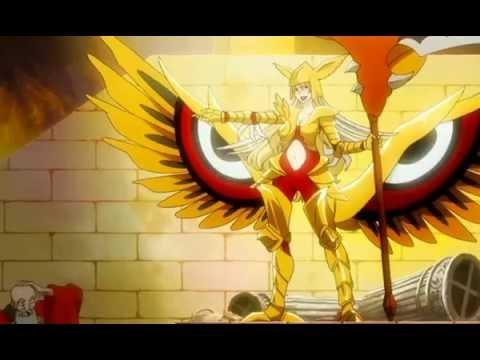 аниме клип Хвост феи AMV ( Fairy tail AMV ) (Нацу монстр ...