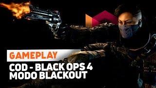 Call of Duty: Black Ops 4 - Beta do modo BLACKOUT ao vivo!