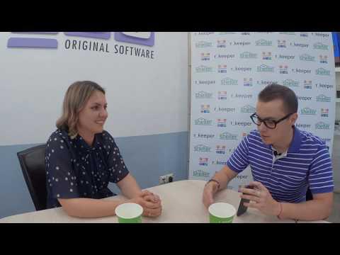 """ДК """"АйТишник"""" и Юлия Кочерова (r-keeper) - технологии повышения уровня сервиса от R-keeper."""