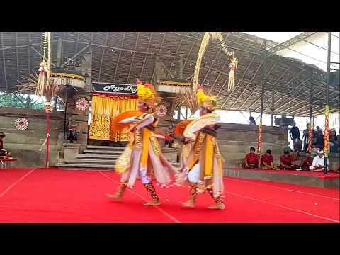 Tari Baris Kekupu - Duta Kabupaten Badung - PKB (Pesta Kesenian Bali) XL 2018