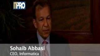 IT PRO Q&A with Sohaib Abbasi, CEO, Informatica