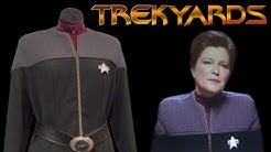 Admiral Janeway Uniform (Nemesis) - Propworx Collection