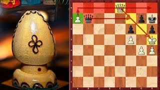 Must See! One Of The Best And Rarest Moves In Chess!