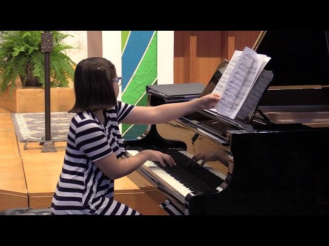 F.Chopin, Nocturne in C# minor, Op. posth.