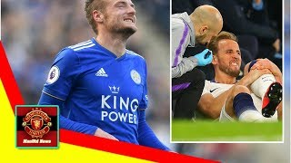 ManUtd News - Leicester boss Rodgers rules out England call-up for Vardy after Kane injury