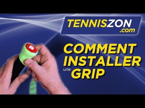 Comment Installer une Grip