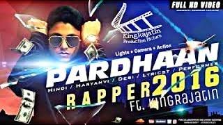 Pardhaan Mixtap Rafix 2017 Latest New  Kali Denali Music Records 1080p Hd
