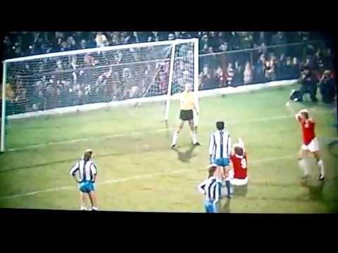 Wrexham F.C.   -   Stal Rzeszów  Cup Winners Cup 1975/76