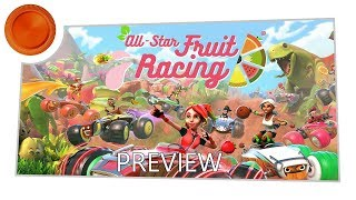 All-Star Fruit Racing - Preview - Xbox One