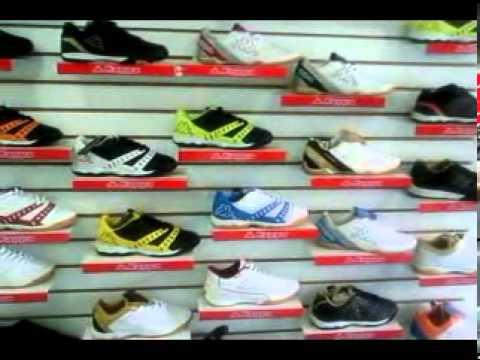 72e903224e8de Zapato Futbol Sala Kappa  70 - YouTube