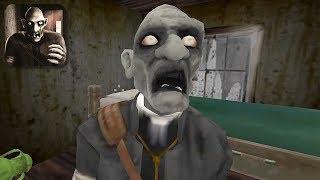 Scary Grandpa - Gameplay Trailer (iOS)