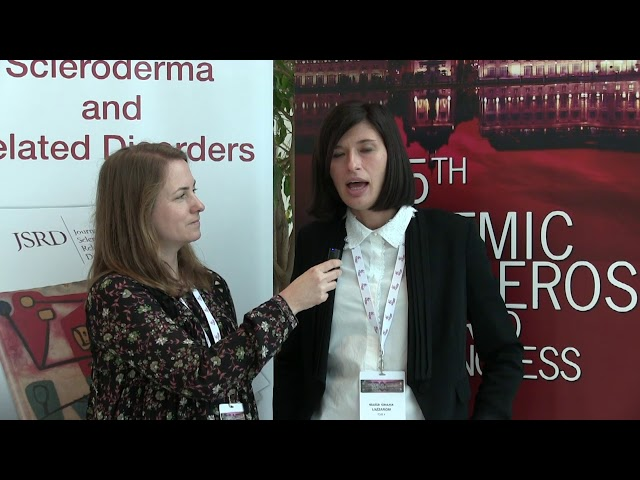 WSC2018 - Interview Dr. Maria Grazia Lazzaroni