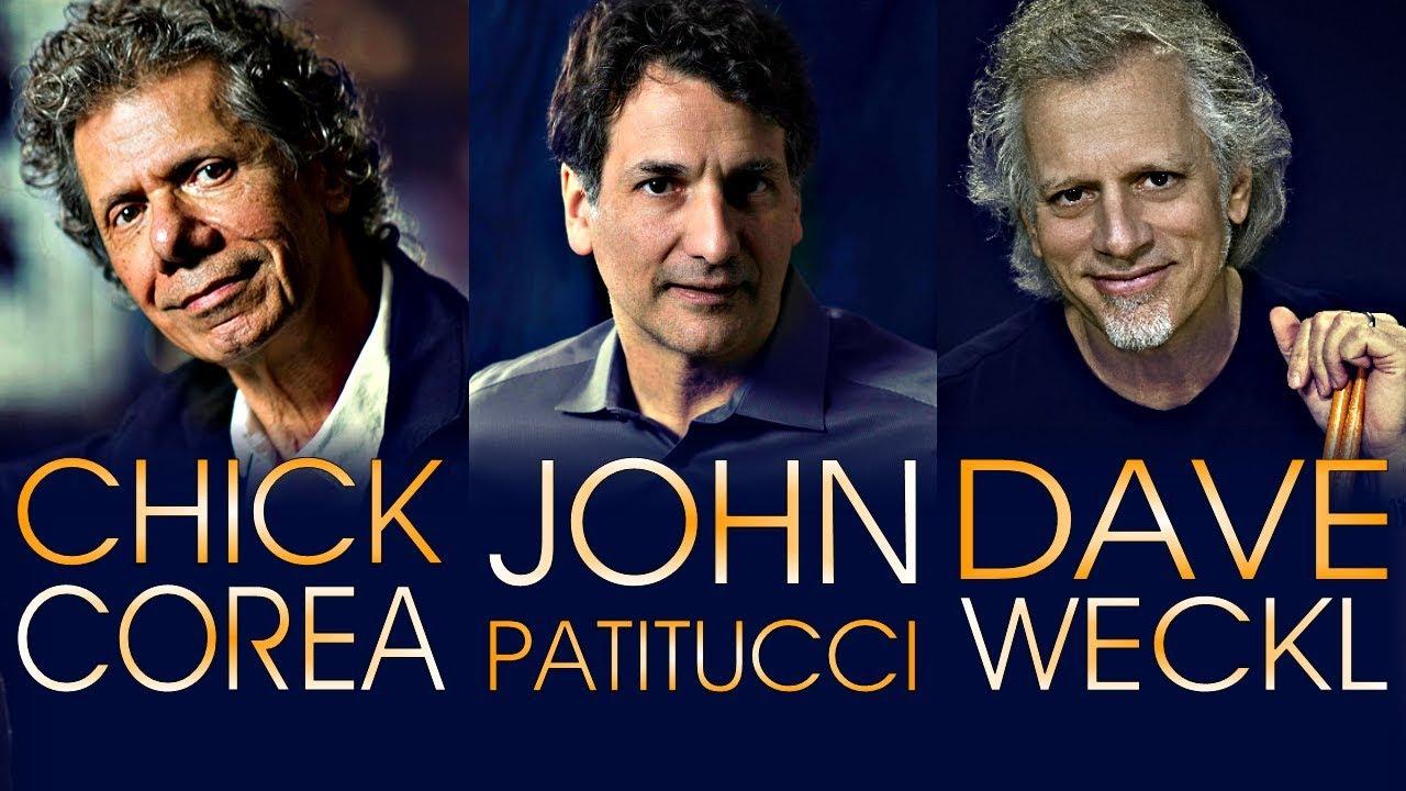 Chick Corea Akoustic Band feat. John Patitucci & Dave Weckl - Heineken  Jazzaldia 2018 - YouTube