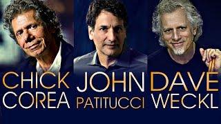 Chick Corea Akoustic Band feat. John Patitucci & Dave Weckl - Heineken Jazzaldia 2018