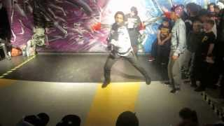 Hip hop quarterfinal @What you got, 21.12.2013