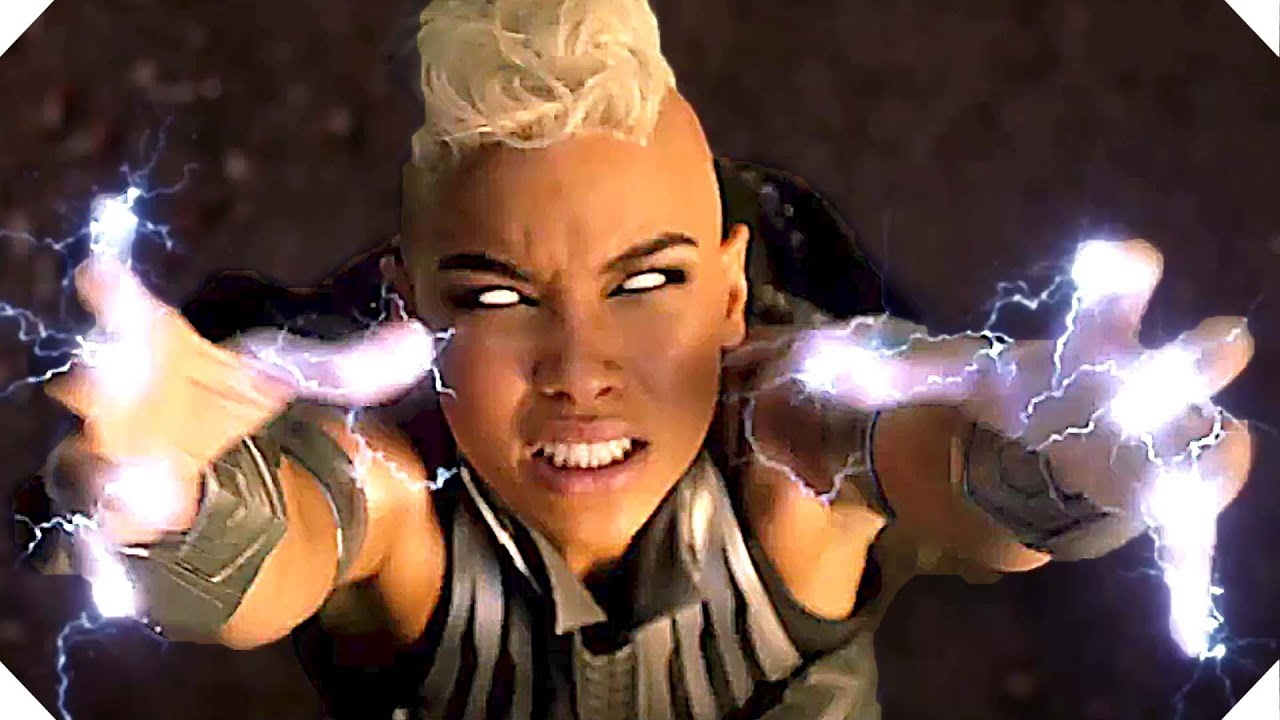xmen apocalypse quotstormquot movie clip youtube