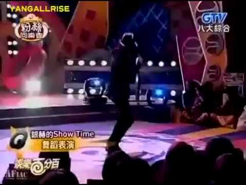 Sexy Eunhyuk dancing So Cold  and Beat It.mp4