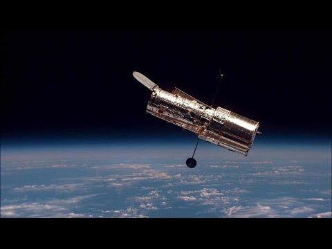 """Telescópio Espacial Hubble entra em """"modo de segurança"""""""