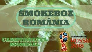 SMOKEBOX ROMÂNIA - CAMPIONATUL MONDIAL RUSIA 2018