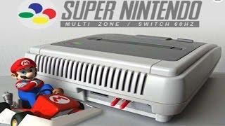 Switch vraiment pas ultime de la Super Nintendo!