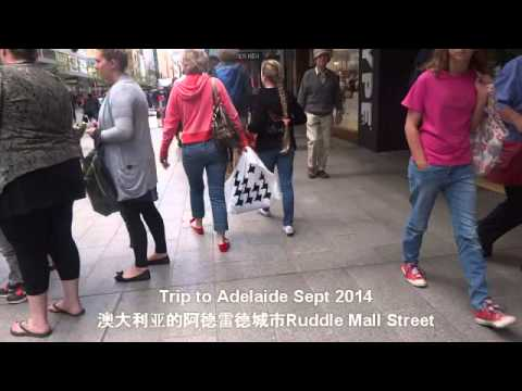 Trip to Adelaide 阿德莱德 1 of 5