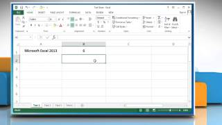Difference between FIND function and SEARCH function in Microsoft® Excel 2013