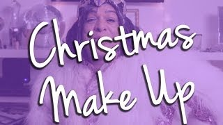 Christmas Look Makeup Tutorial Thumbnail