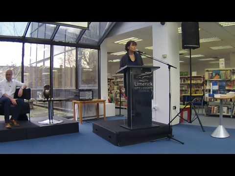 Limerick Literary Festival 2017 - Martin Dyar and Donal Ryan