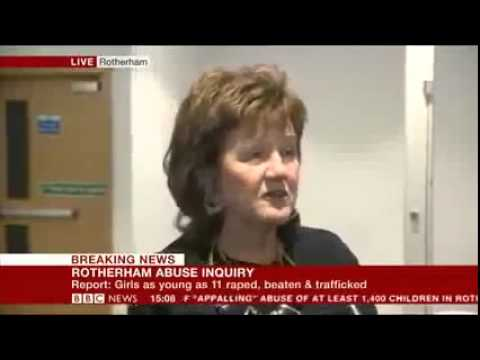 UK Rotherham Pakistan Muslim Gangs Abuse rape 1400  Children Long