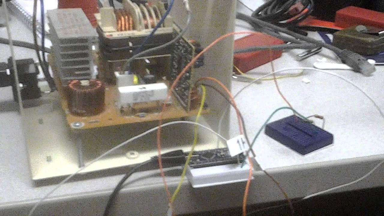 panasonic microwave inverter hack
