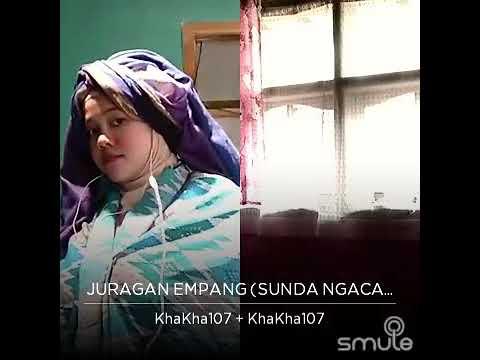 Ngakak, Juragan Empang versi Sunda ngacapruk