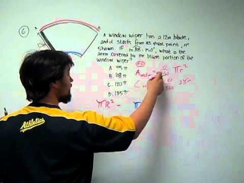 CSET Math Subtest 2 Geometry MC Q#6