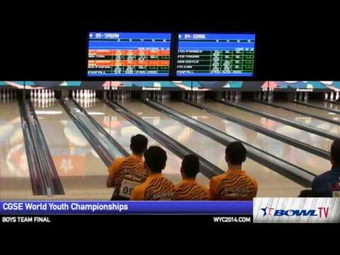 2014 World Youth - Boys Team Medal Round