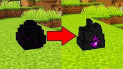 Cara Menggunakan ENDER EGG di Minecraft