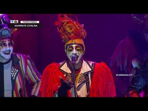 Ronda de Ganadores – Agarrate Catalina – Carnaval 2020