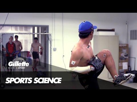 Precision Science - Technological Advances in Sport | Gillette World Sport
