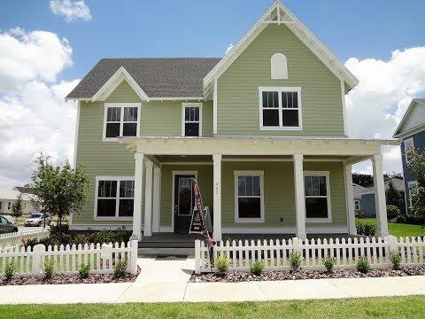 Florida New Homes - Oakland Park by Vintage Estate Homes - Geneva Model