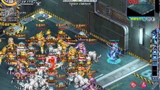 女神Online(AngelicCrest台湾サーバ) - 戰役回顧(LV112~LV114)(戦役回顧Lv112 がら Lv114)