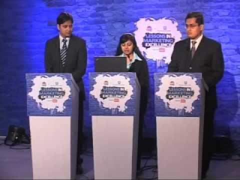 CNBC-TV18 & HUL's Lessons in Marketing Excellence - Season 2 - IIM Lucknow