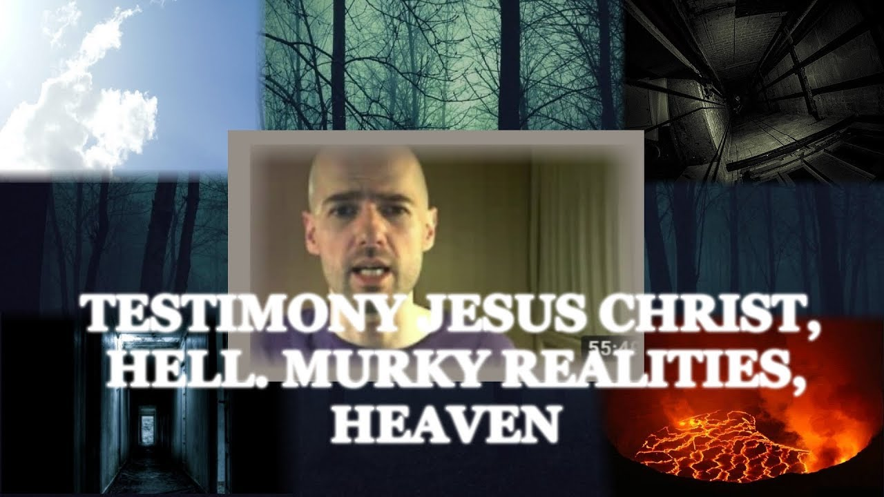 JESUS CHRIST VISITED ME - I SAW SPIRITUAL REALITY WITH MY OWN EYES  (TESTIMONY HELL, HEAVEN)