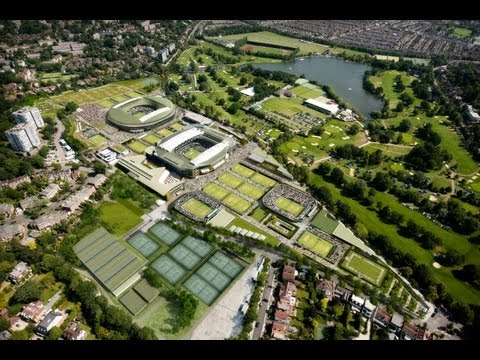 The Wimbledon Spring Press Conference 2013