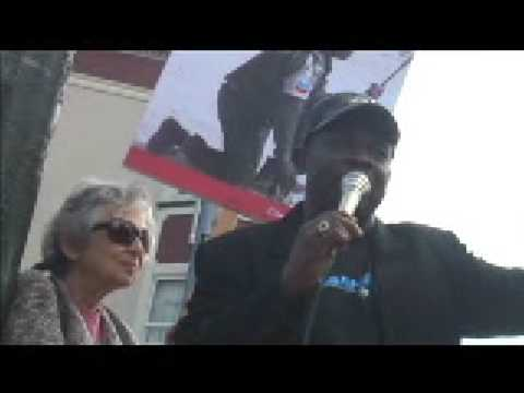 Tunde Okorodudu Protest's Chevron In Nigeria
