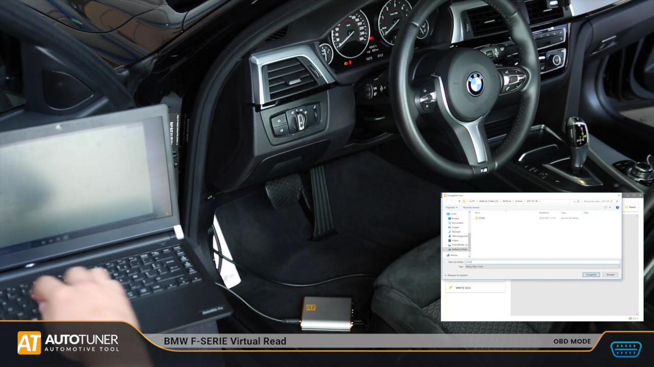Autotuner Bmw F Serie Virtual Read Via Obd