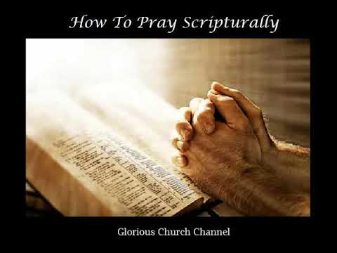Charles Capps - How To Pray Scripturally