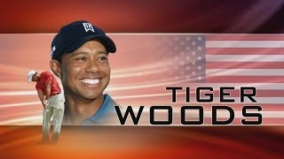 All of Tiger Woods