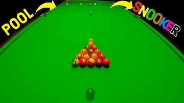 Pool Players Guide To Snooker